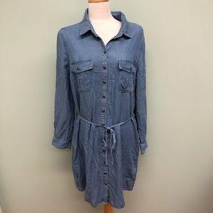 Parasuco Jeans Denim Dress (PM589)